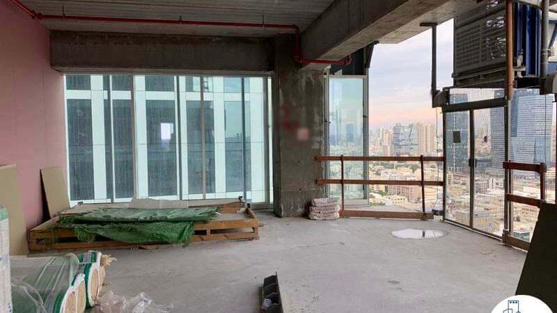 של משרד למכירה במגדל סקיי טאוור תל אביב