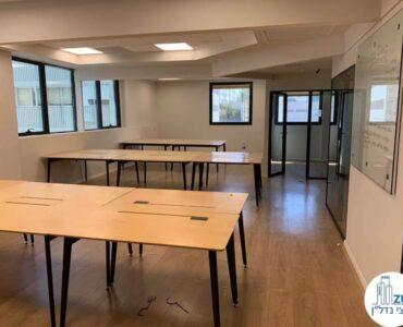 אופן ספייס של משרד להשכרה ביגאל אלון תל אביב