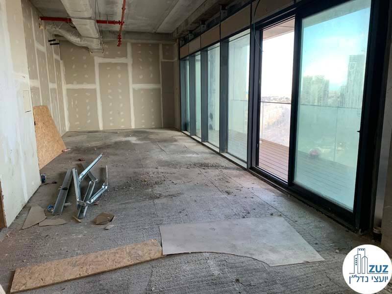 רכישת משרדים בתל אביב לצורך השקעה