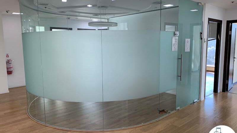 חדר ישיבות של משרד להשכרה במגדל המוזיאון תל אביב