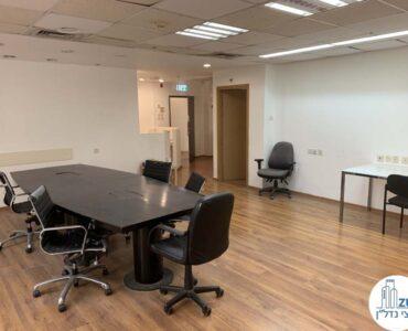 אופן ספייס של משרד להשכרה בבית אגיש רבד תל אביב