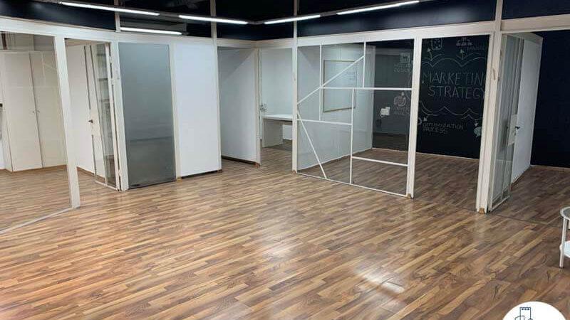 אופן ספייס של משרד להשכרה במתחם שרונה במגדל פלטינום תל אביב