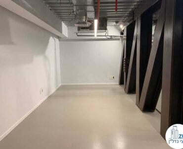 חדר ישיבות של משרד להשכרה במתחם הארבעה במגדל פלטינום תל אביב