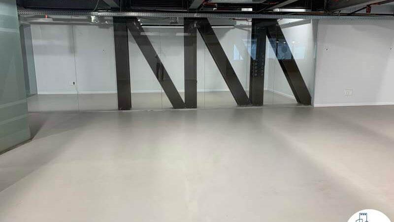 חדר של משרד להשכרה במתחם הארבעה במגדל פלטינום תל אביב
