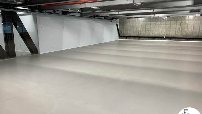 אופן ספייס של משרד להשכרה במתחם הארבעה במגדל פלטינום תל אביב