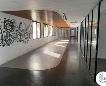 אופן ספייס של משרד להשכרה בבניין אגיש רבד תל אביב